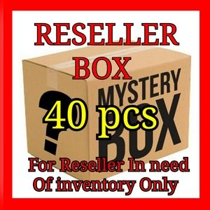 Mystery Box 40 pcs RESELLER ONLY Inventory
